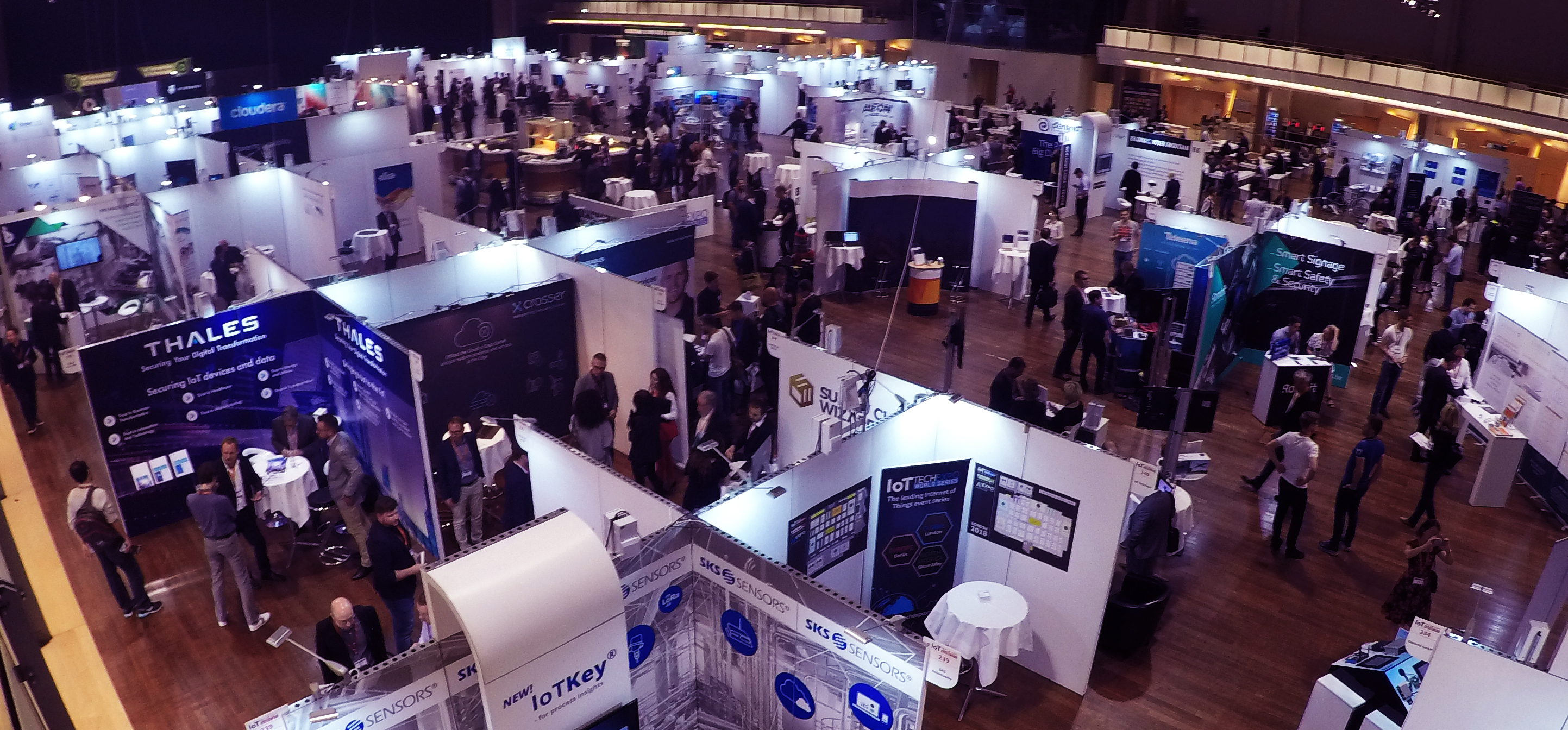 Iot Tech Expo Europe 2018 Iot Events