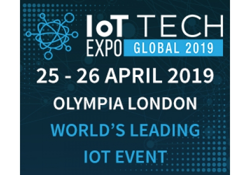 IoT Tech Expo Global 2019 | IoT Conference | London | IoT Events
