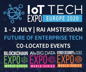 IoT Europe 2020 - 300x250